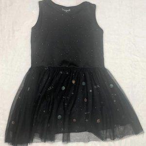 Buzz Aldrin Sleeveless Dress Girls Size Small Oute